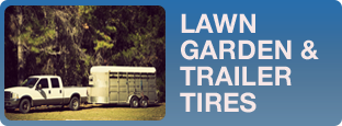 Lawn & Garden Tires in Williston, ND
